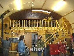 Bâtiment Préfabriqué En Métal En Acier Durospan 40'x96'x16 'fabriqué Sur Commande