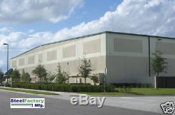 Bâtiments Commerciaux Préfabriqués En Acier 50x100 Steel Factory Fab Us Prix Les Plus Bas