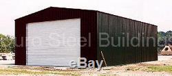 Bâtiments De Rêve Direct En Acier Durobeam Acier 25x30x14 Pour Magasin De Stockage De Garage Préfabriqué En Métal