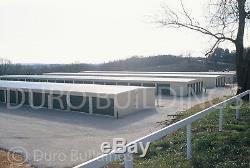 Bâtiments Préfabriqués En Métal Duro Mini En Auto-entreposage 10x100x9.5 Structures Métalliques Direct