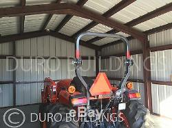 Construction Durobeam Acier 24x30x10pr Métal Kits Diy Accueil Garage Atelier Direct