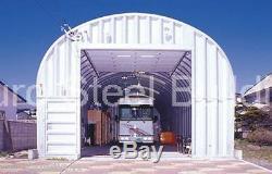 Construction Durospan Acier S30x50x15 Métal Pole Kit Grange Alternative Factory Direct