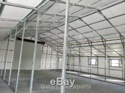 Construction Métallique Metal-barn-40 X 61 X 14 Ag Florida Prix Livraison Gratuite