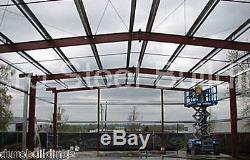 Construction Préfabriquée En Métal De Garage D'atelier De Garage De L'acier 30x40x14 De Durobeam
