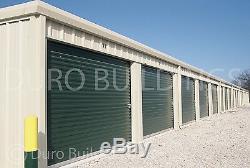 Duro Acier Prefab Mini Libre Entreposage 50x120x8.5 Structures De Construction Métalliques Directs