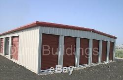 Duro Mini Libre Entreposage 20x50x8.5 Métal Prefab Structures De Construction En Acier Directs