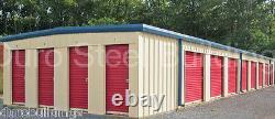 Duro Steel 30x150x8.5 Métal Préfabriqué Mini Auto Storage Building Structures Direct