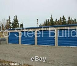 Duro Steel Mini Kit De Stockage Structures Préfabriquées En Métal 15x100x9.5 Structures Direct