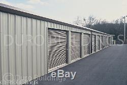 Duro Steel Mini Libre Entreposage 10x150x8.5 Bâtiments En Métal Prefab Kit Factory Direct