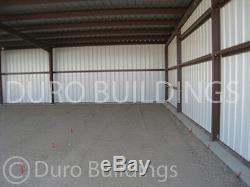 Duro Steel Prefab Boat & Rv Stockage Unités 40x150x16 Kits De Construction Métallique Direct