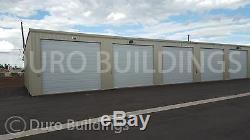 Duro Steel Rv Bateau Libre Entreposage 50x200x16 Bâtiments Métalliques Prefab Vacances De