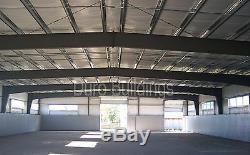 Durobeam Acier 100x100 Cadre Métal Construction Span Clair Équitation Arena Direct