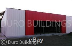 Durobeam Acier 100x100x16 Métal Kit Effacer Span Building Workshop Détail Direct