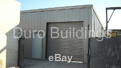 Durobeam Acier 30x30x10 Métal Do It Your Self Garage Magasin Kits Direct Construction