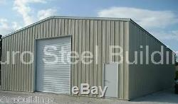Durobeam Acier 30x36x16 Construction Métallique Shed Auto Ascenseur Atelier Garage Kit Direct