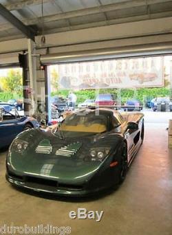 Durobeam Acier 30x40x14 Sheds Construction Métallique Prefab Stockage Garage Boutique Direct