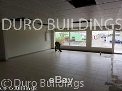 Durobeam Acier 40x100x13 Kits De Bâtiments En Métal Préfabriqué Structures De Loisirs Direct