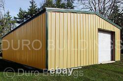 Durobeam Acier 40x60x12 Stockage De Garage En Métal Auto Salvage Building Shop Direct