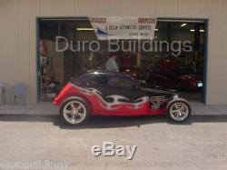 Durobeam Acier 50x100x17 Métallique Bâtiment Prefab Commercial Garage Boutique Direct