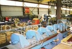 Durobeam Acier 50x100x25 Métal Garage Atelier D'usinage Bâtiments Effacer Span Directs