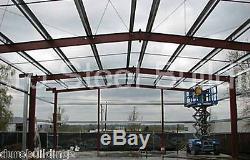 Durobeam Acier 50x60x17 Métal Cadre Rigide Span Construction Garage Effacer Direct Boutique