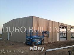 Durobeam Acier 60x66x20 Construction Métallique Kits Structures Commerciales Prefab Directs