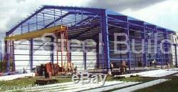 Durobeam Acier Kit De Construction D'envergure Claire En Acier 30x64x16 Pour Garage À La Maison En Métal Direct