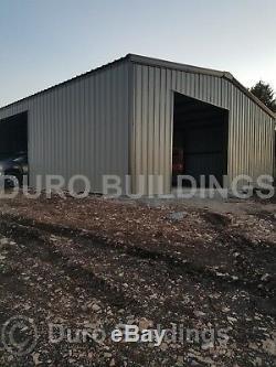Durobeam Acier Structure De Grange Pour Kit De Construction De Garage En Acier 25x40x16 En Métal Direct