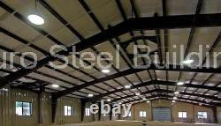 Durobeam Steel 100x100 Métal I-beam Home Riding Arena Clear Span Building Direct