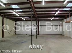 Durobeam Steel 30x36x16 Metal Building Shed Auto Lift Workshop Garage Kit Direct