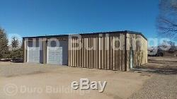 Durobeam Steel 30x52x15 Metal Building Home Garage Kit De Garage À Levage Automatique Direct