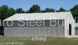 Durobeam Steel 30x60x17 Métal I-beam Diy Garage Auto Shop Building Kits Direct