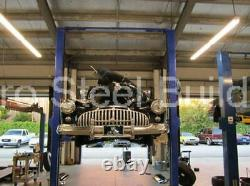 Durobeam Steel 50'x200x16 Metal Building Auto Lift Workshop Made To Order Direct