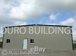 Durobeam Steel 50x100 Metal Building Garage Commercial Us Made Prix Bas Direct