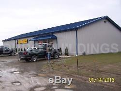 Durobeam Steel 50x100x16 Atelier De Réparation Automobile Dans Le Bâtiment Métallique