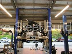 Durobeam Steel 50x150x18 Metal Building Auto Service Garage Made To Order Direct