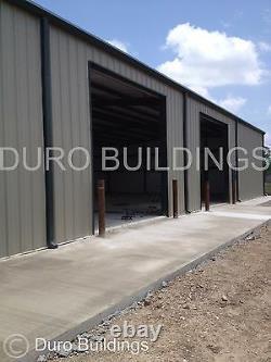 Durobeam Steel 60'x80'x20 Metal Building Prefab Marina Shop Made To Order Direct