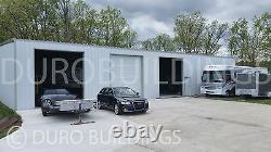 Durobeam Steel 60x125x15 Métal Commercial Clear Span I-beam Building Shop Direct