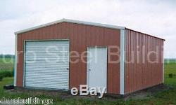 Durobeam Steel Kit De Garage Pour Bâtiment En Métal 20x34x12 En Métal, Vu À La Télé Direct
