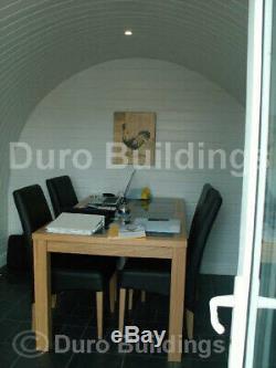 Durospan Acier 16x25x11 Construction Métallique Boutique Kit Bricolage Home Hangars Ends Direct