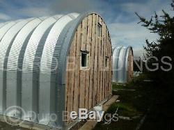 Durospan Acier 18x21x12 Construction Métallique Maison Stockage Hangar Ends Direct