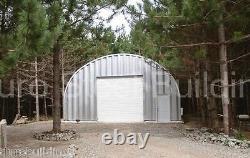 Durospan Acier 20'x40'x12 Métal Garage Boutique Bricolage Home Kit De Construction D'usine Direct