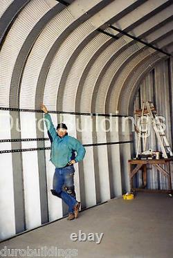 Durospan Acier 20x30x12 Métal Garage Boutique Bricolage Home Kit De Construction D'usine Direct