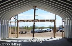 Durospan Acier 20x30x16 Métal Préfab Arche Kit De Construction Ouvert Extrémités Usine Direct