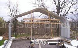 Durospan Acier 20x40x12 Atelier De Bricolage En Métal De Construction Kit Ouvert Ends Direct Usine