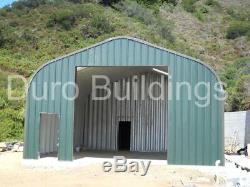 Durospan Acier 25x62x12 Métal Garage Atelier Bricolage Kit De Construction D'usine Direct