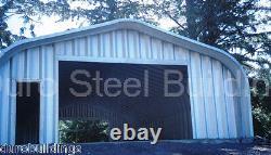 Durospan Acier 30'x50'x15 Metal Building Maison Boutique Bricolage Kit De Garage Usine Direct