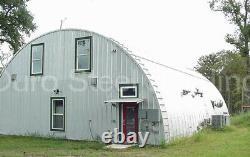 Durospan Acier 30x30x14 Metal Quonset Building Diy À La Maison Kits Open Ends Direct