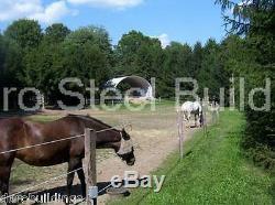 Durospan Acier 30x32x15 Construction Métallique Prefab Kit Structures Horse Barn Directs