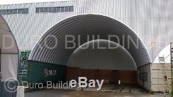 Durospan Acier 30x40x14 Construction Métallique Shipping Container Cover Open Ends Direct